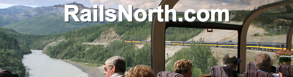 RailsNorth.com - The Alaska Railroad